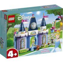 LEGO® Disney Princess™ - Hamupipőke ünnepe a kastélyban (43178)