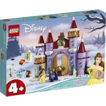 LEGO® Disney Princess™ - Belle téli ünnepsége (43180)