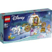 LEGO® Disney Princess™ - Hamupipőke királyi hintója (43192)