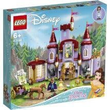 LEGO® Disney Princess™ - Belle és a Szörnyeteg kastélya (43196)