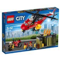 LEGO® City - Sürgősségi tűzoltó egység (60108)
