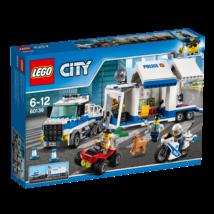 LEGO® City - Mobil rendőrparancsnoki központ