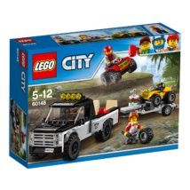 LEGO® City - ATV versenycsapat (60148)