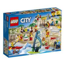 LEGO® City - Figuracsomag - Szórakozás a tengerparton (60153)