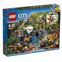 LEGO® City - Dzsungel kutatási terület (60161)