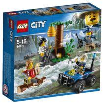LEGO® City - Hegyi szökevények