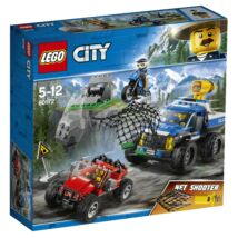 LEGO® City - Üldözés a földúton (60172)