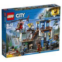 LEGO® City - Hegyi Rendőrkapitányság (60174)