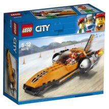 LEGO® City - Sebességrekorder autó (60178)