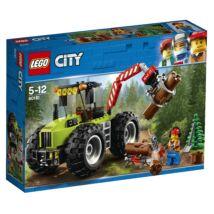 LEGO® City - Erdei Traktor (60181)