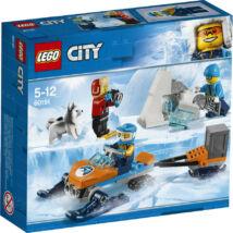 LEGO® City - Sarkvidéki expedíciós csapat (60191)