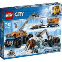 LEGO® City - Sarki mobil kutatóbázis
