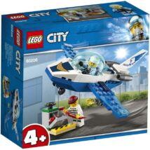 LEGO® City - Légi rendőrségi járőröző repülőgép (60206)