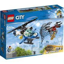 LEGO® City - Légi rendőrségi drónos üldözés (60207)