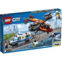 LEGO® City - Légi rendőrségi gyémántrablás (60209)