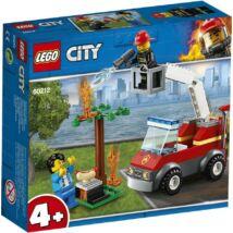 LEGO® City - Kiégett grill (60212)