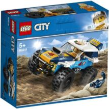 LEGO® City - Sivatagi rali versenyautó (60218)