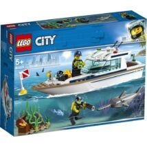 LEGO® City - Búvárjacht (60221)