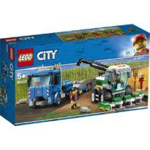 LEGO® City - Kombájn szállító (60223)