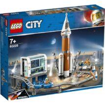LEGO® City - Űrrakéta és irányítóközpont (60228)