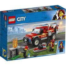LEGO® City - Tűzoltó-parancsnoki rohamkocsi (60231)