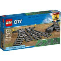 LEGO® City - Vasúti váltó (60238)