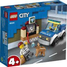 LEGO® City - Kutyás rendőri egység (60241)