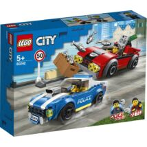 LEGO® City - Rendőrségi letartóztatás az országúton (60242)