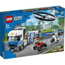 LEGO® City - Rendőrségi helikopteres szállítás (60244)