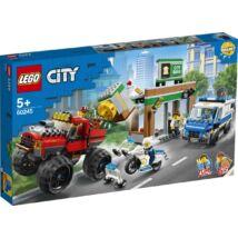 LEGO® City - Rendőrségi teherautós rablás (60245)