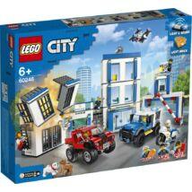 LEGO® City - Rendőrkapitányság (60246)