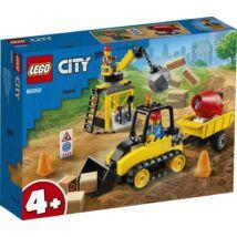 LEGO® City - Építőipari buldózer (60252)