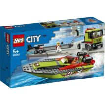 LEGO® City - Versenycsónak szállító (60254)