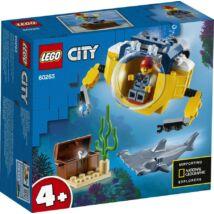 LEGO® City - Óceáni mini-tengeralattjáró (60263)