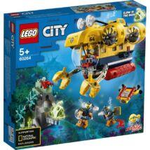 LEGO® City - Óceáni kutató tengeralattjáró (60264)