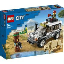 LEGO® City - Szafari Mini terepjáró (60267)