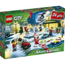 LEGO® City - Adventi kalendárium 2020 (60268)
