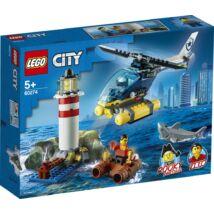 LEGO® City - Elit Rendőrség Elfogás a világítótoronynál (60274)
