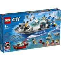 LEGO® City - Rendőrségi járőrcsónak (60277)