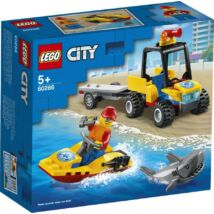 LEGO® City - Tengerparti mentő ATV jármű (60286)