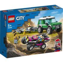 LEGO® City - Verseny homokfutó szállítóautó (60288)