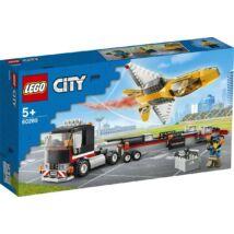 LEGO® City - Műrepülő szállítóautó (60289)