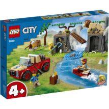 LEGO® City - Vadvilág mentő terepjáró (60301)