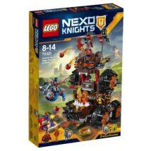 LEGO® Nexo Knights™ - Magmar tábornok végzetes ostromgépe