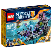 LEGO® Nexo Knights™ - Ruina Lock & Rollere