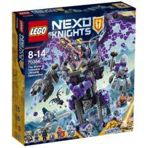 LEGO® Nexo Knights™ - A teljes rombolás kőkolosszusa