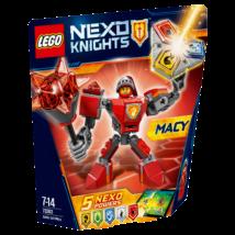 LEGO® Nexo Knights™ - Macy harci öltözéke