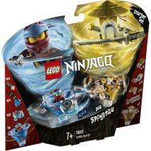LEGO® Ninjago™ - Spinjitzu Nya és Wu (70663)