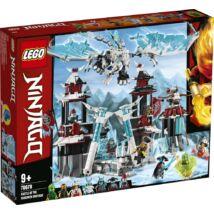 LEGO® Ninjago - A Cserbenhagyott Császár Kastélya (70678)