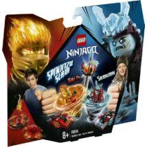 LEGO® Ninjago - Spinjitzu Csapás - Kai vs. Samurai (70684)